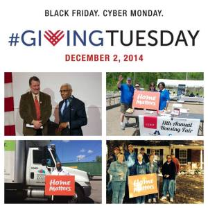 United Housing Giving Tuesday
